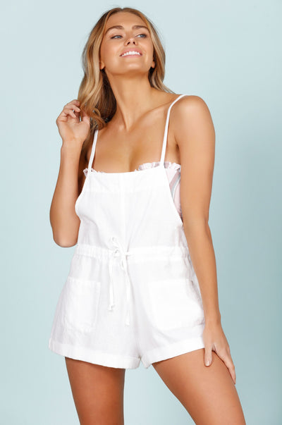 Lemon Pop Playsuit