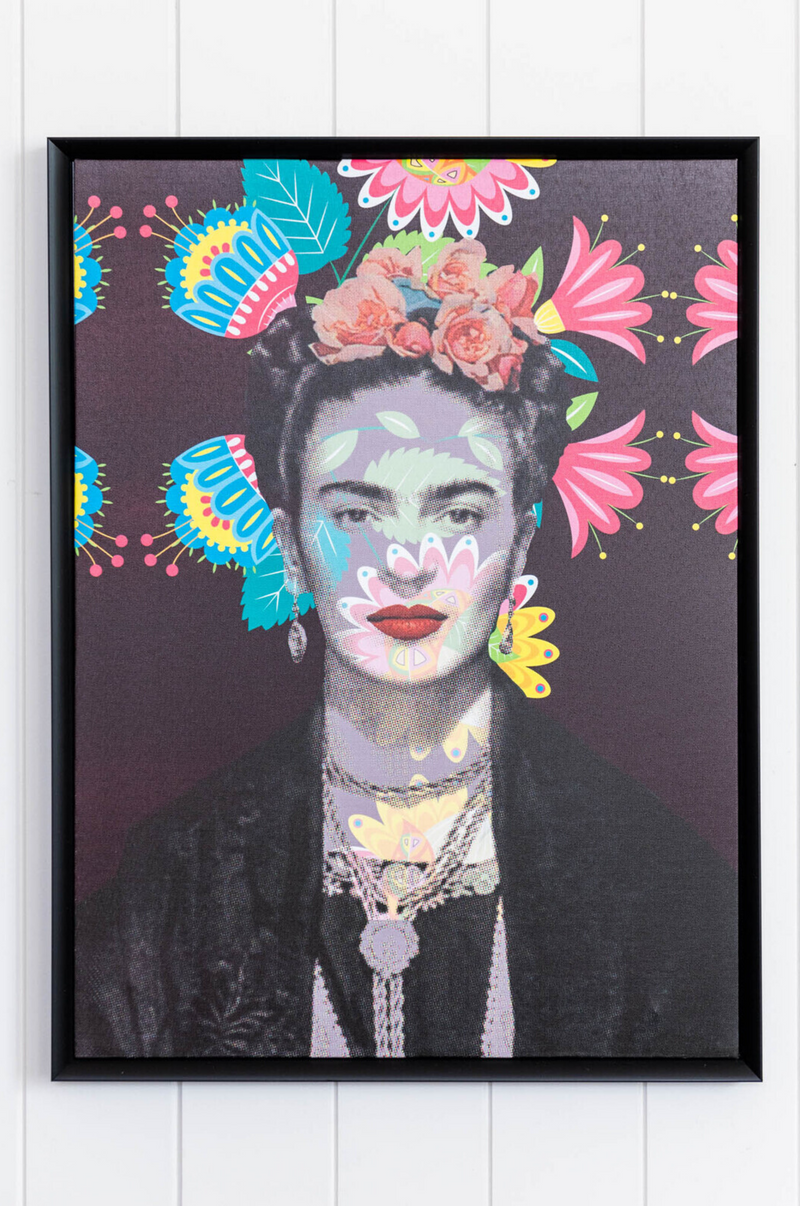 Mystical Frida - Canvas Print