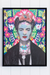 Frida In Bloom - Canvas Print