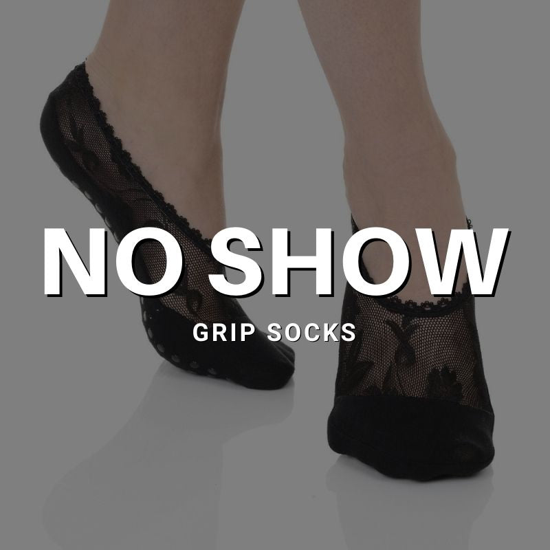 Low Cut Grip Socks
