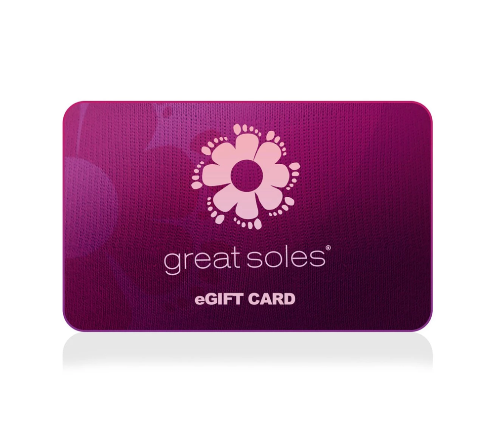 Great Soles Gift Card