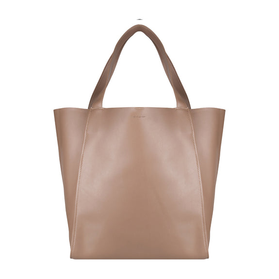 Kara Shopper - Taupe