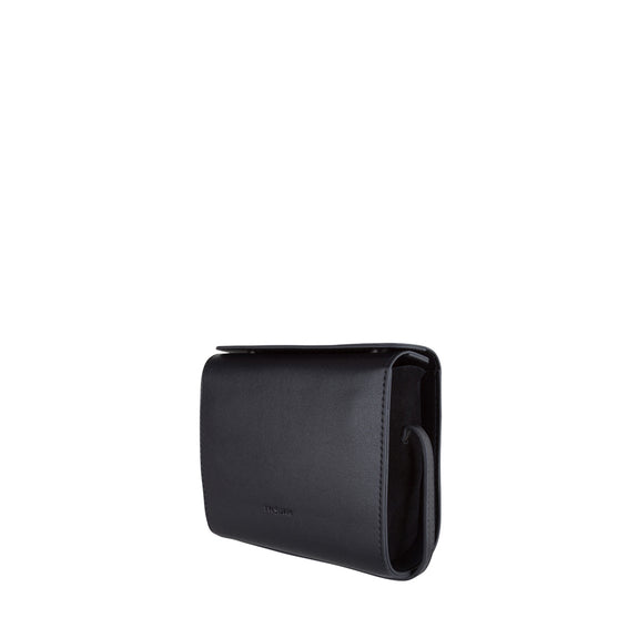 Block Crossbody Bag - Black