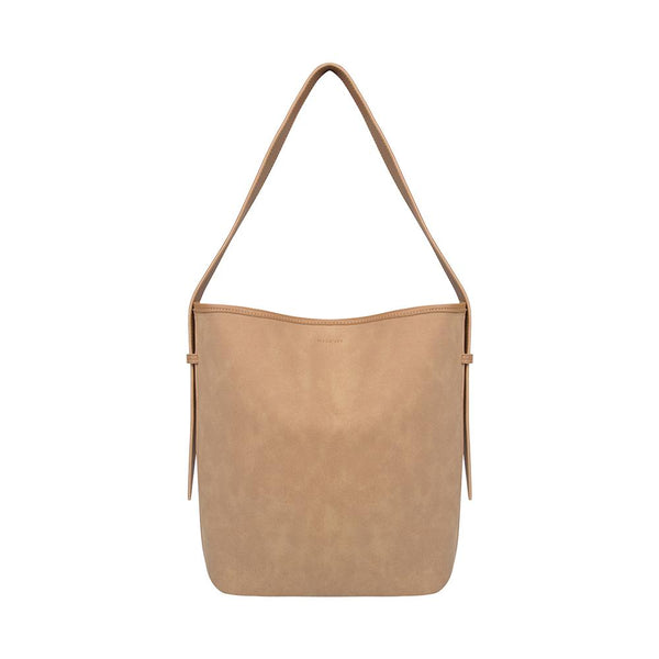 Mila Shoulder Bag - Beige