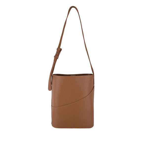 Emma Shoulderbag - Cognac