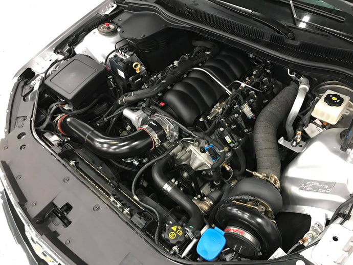 Koza Performance Chevy SS Turbo Kit