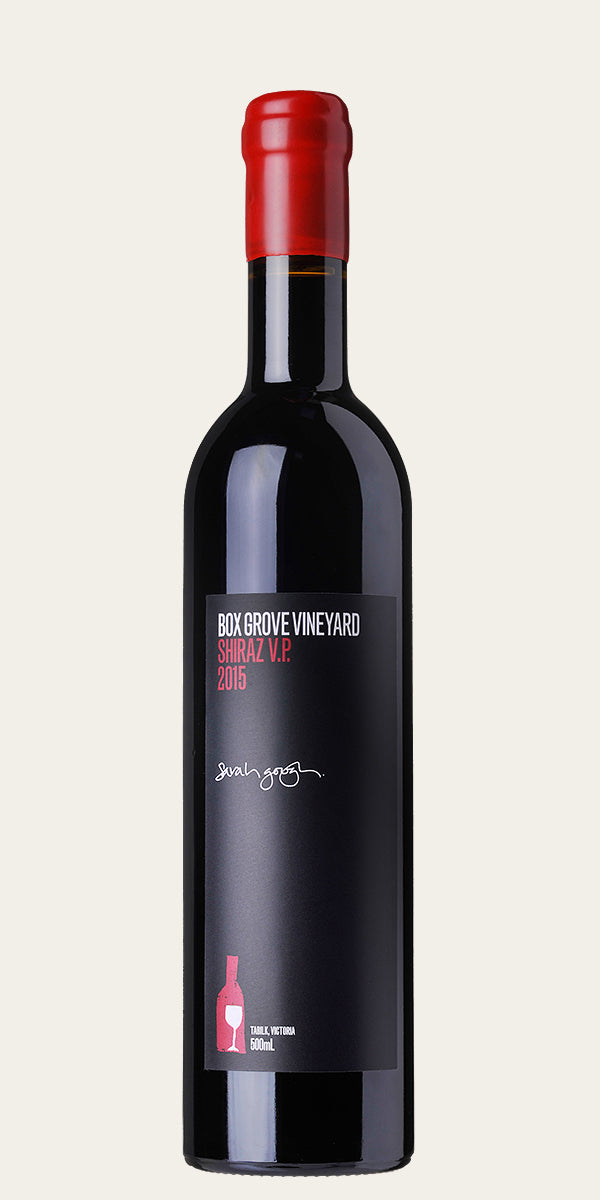 2015 Shiraz VP