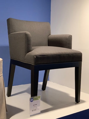 Alton Dining Chair in Fletcher Charcoal
