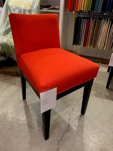 Bobby Dining Chair in Fletcher - Atomic