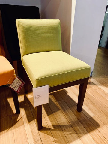 Bobby Dining Chair in Fletcher - Wheatgrass
