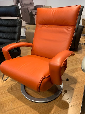 Gaga Recliner - Orange (Lafer)