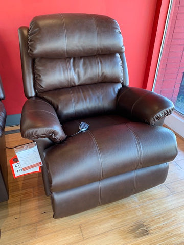 Astor Power Recliner - Chestnut (La-Z-Boy)