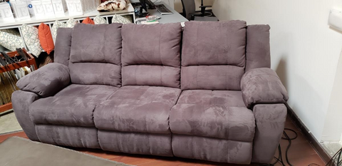 Delaney Reclining Sofa - Licorice (Palliser)
