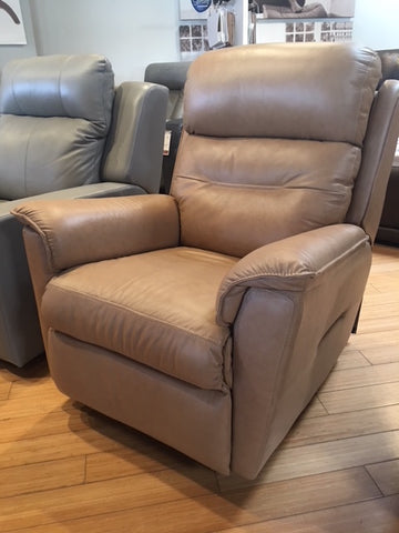 Linden Power Rocker Recliner - Wheat (Palliser)
