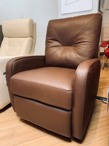 Theo Power Rocker Recliner - Amber (Palliser)