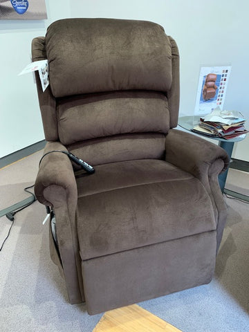 550L Lift Chair - Coffeehouse (UltraComfort)