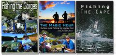 Josh and Jamie Fishing Triple Bundle Murray Cod and Barrumundi DVD Bundle