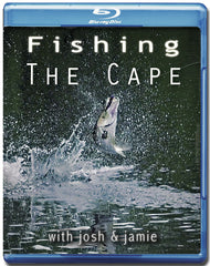 'Fishing the Cape' Blu-Ray ~ Surface Lure Fishing for Barramundi (69 MINS RUNNING TIME)