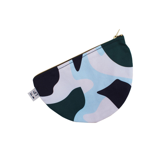 half-circle-cotton-clutch-purse-printed