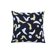 Load image into Gallery viewer, black-colour-matisse-print-cushion-abstract
