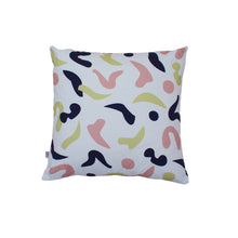 Load image into Gallery viewer, matisse-print-abstract-pattern-cushion-sand