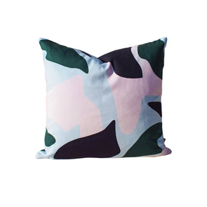 abstract-shapes-print-cushion-pink-green