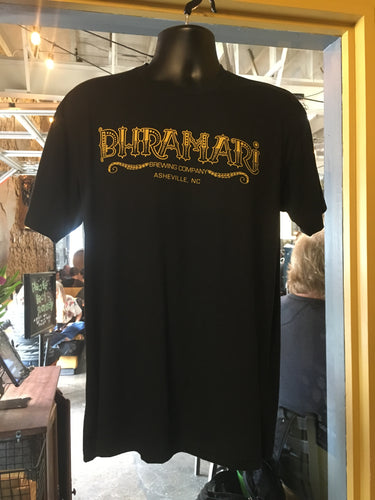 Bhramari One-Color Print Tee