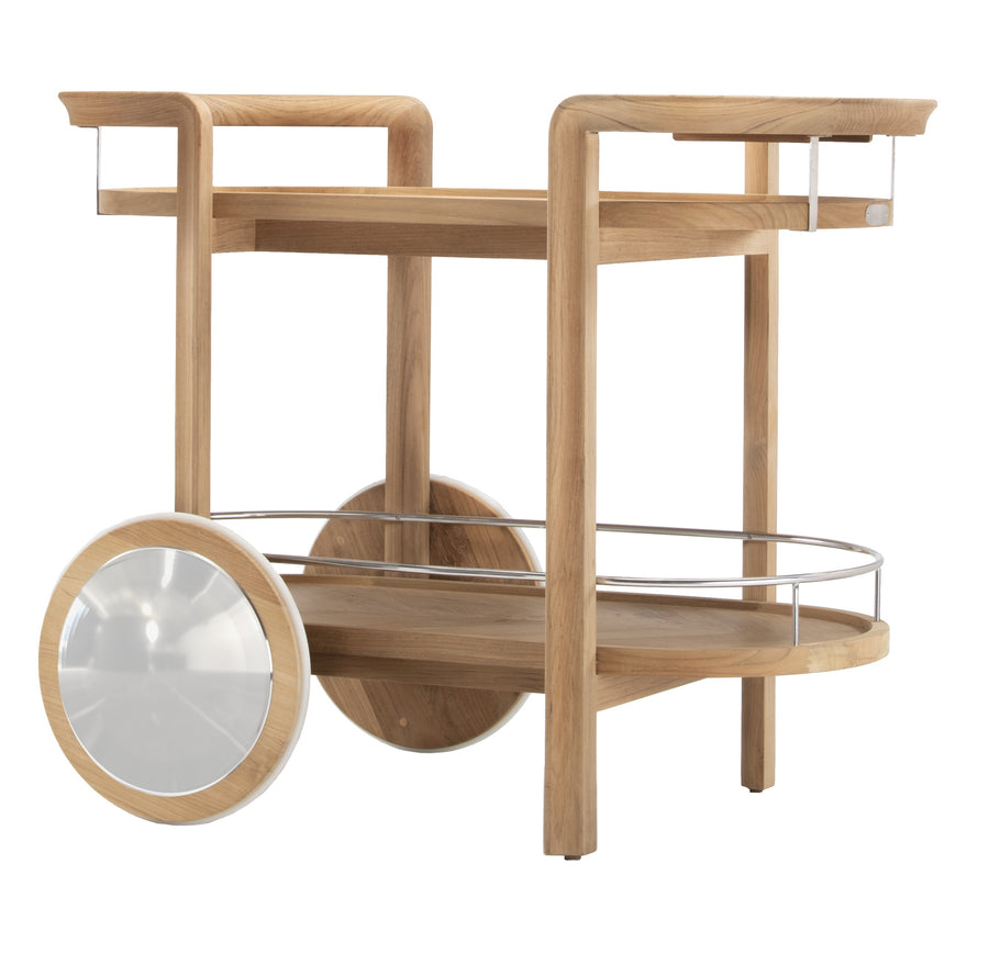 AC916 Arc Bar Cart