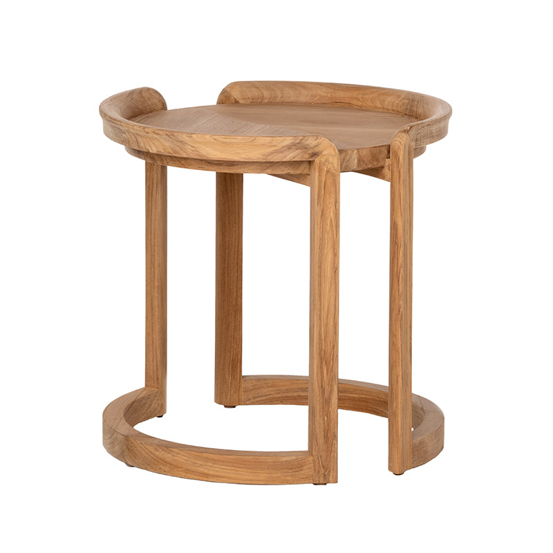 AC908 Arc Occasional Side Table (3D+AR)
