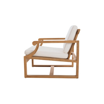 FC212 First Cabin Lounge Chair with Seat and Back Cushions