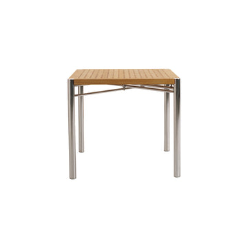 SD351 Sundeck Folding Beach Club Dining Table (3D+AR)