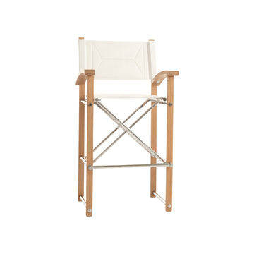 SD358 Sundeck Folding Director's Bar Chair With Arms