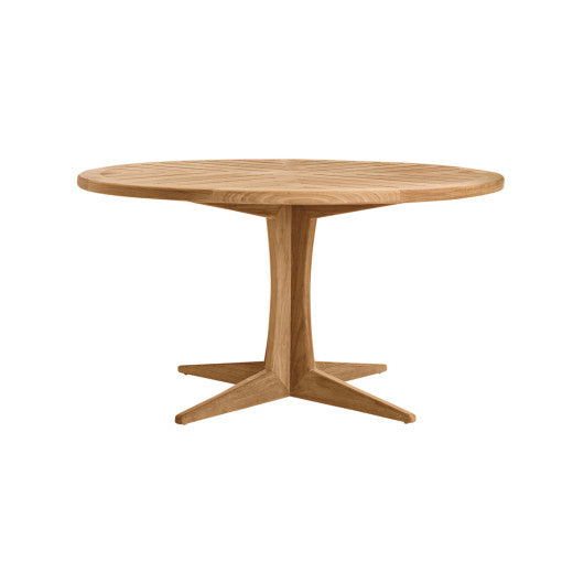 SO116  Round Pedestal Dining Table
