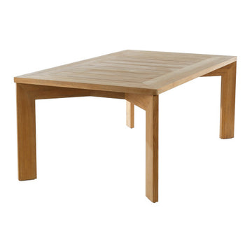 X517  Small Rectangular Dining Table