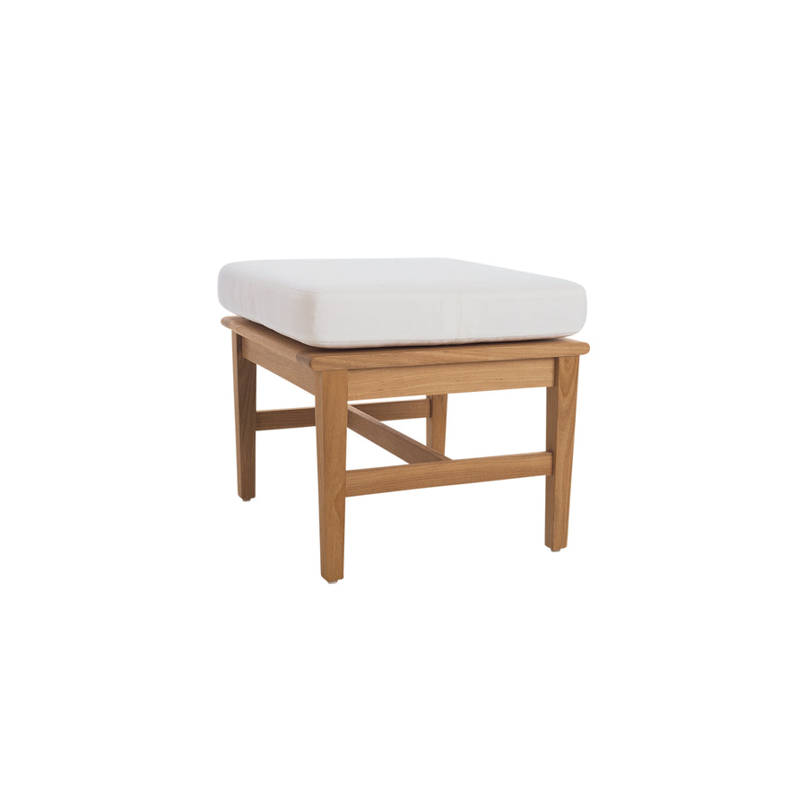 TR203 Trestle Footrest with Cushion