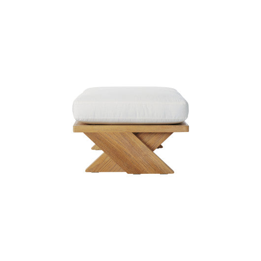 X501  Footrest With Cushion (3D+AR)