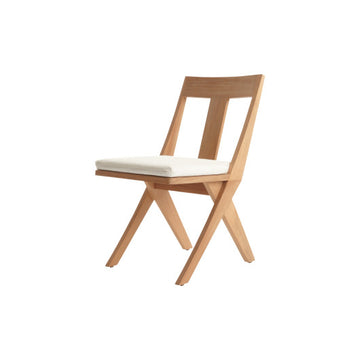 X508  Dining Side Chair With Cushion