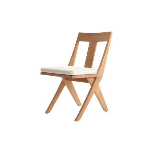 X508  Dining Side Chair With Cushion (3D+AR)