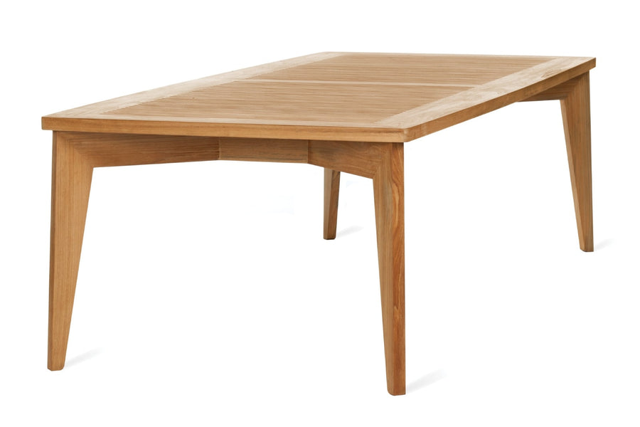 BR614  Rectangular Dining Table (3D+AR)
