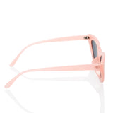 Cat Eye Stylish Hipster Pink Sunglasses