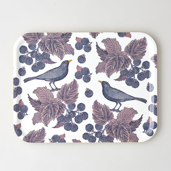 Blackbird & Bramble Large Tray