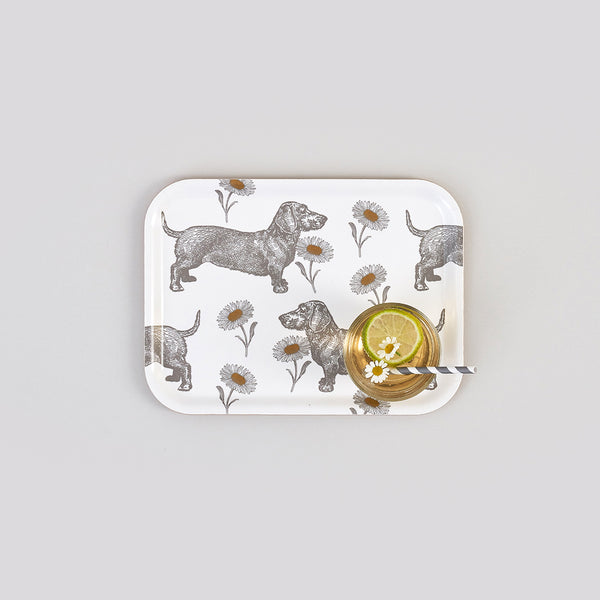 Dog & Daisy Small Tray