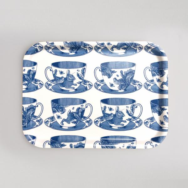 Teacup Small Tray