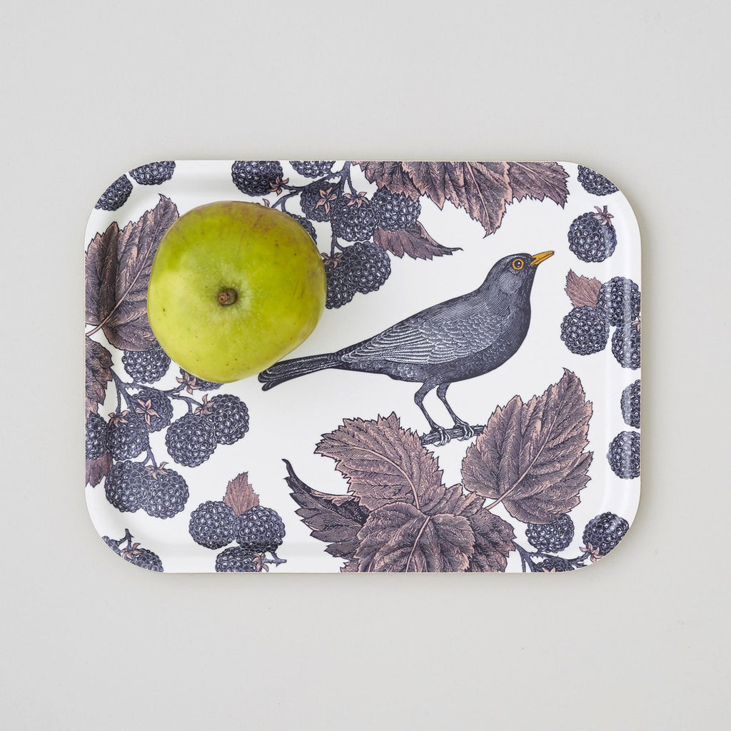 Blackbird & Bramble Small Tray
