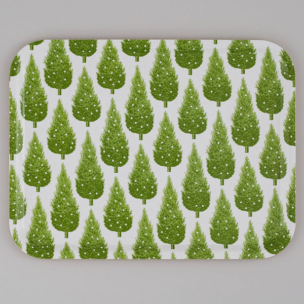 Christmas Tree Large Tray