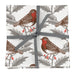Robin & Holly Napkin Set of Four