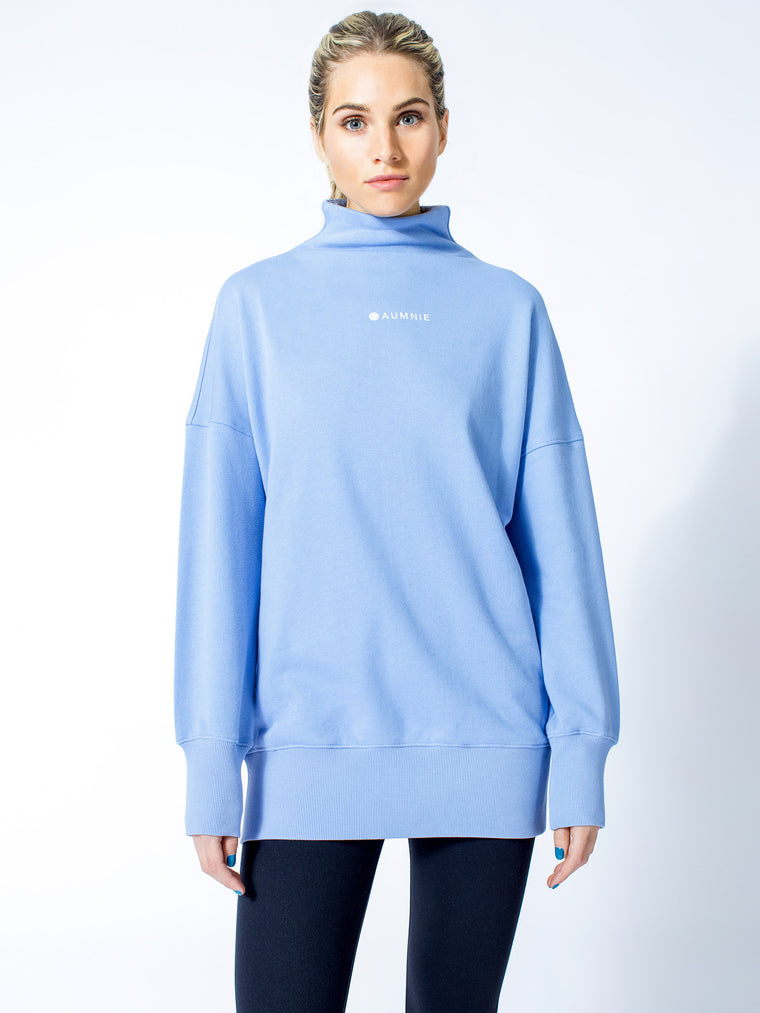 LONG SWEATSHIRT, HELIO