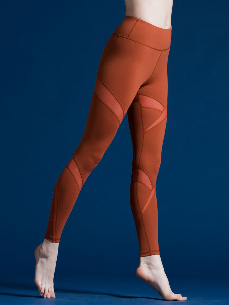 DRIFT PANTS, MAPLE/MAPLE MESH