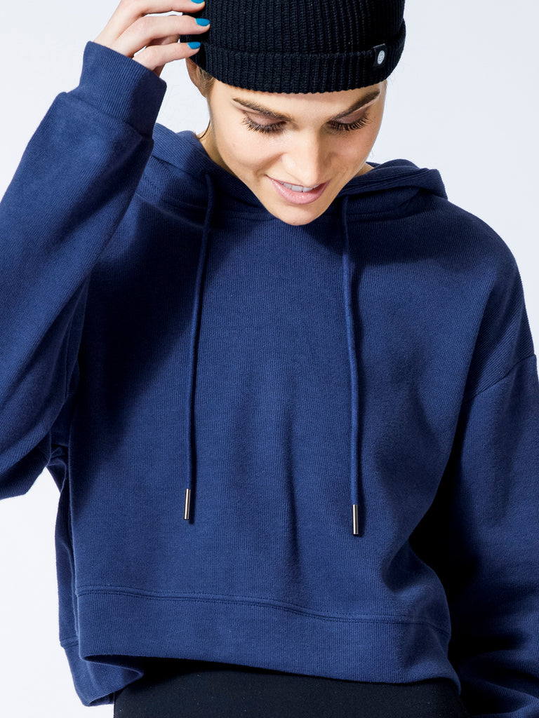 EVERYDAY BRIGHT HOODIE, NIGHT OCEAN