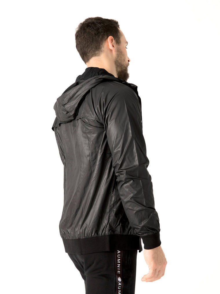 HURRICANE JACKET, BLACK